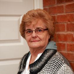 Portrait of Daphne Hughes