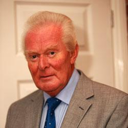 Portrait of Keith Harding