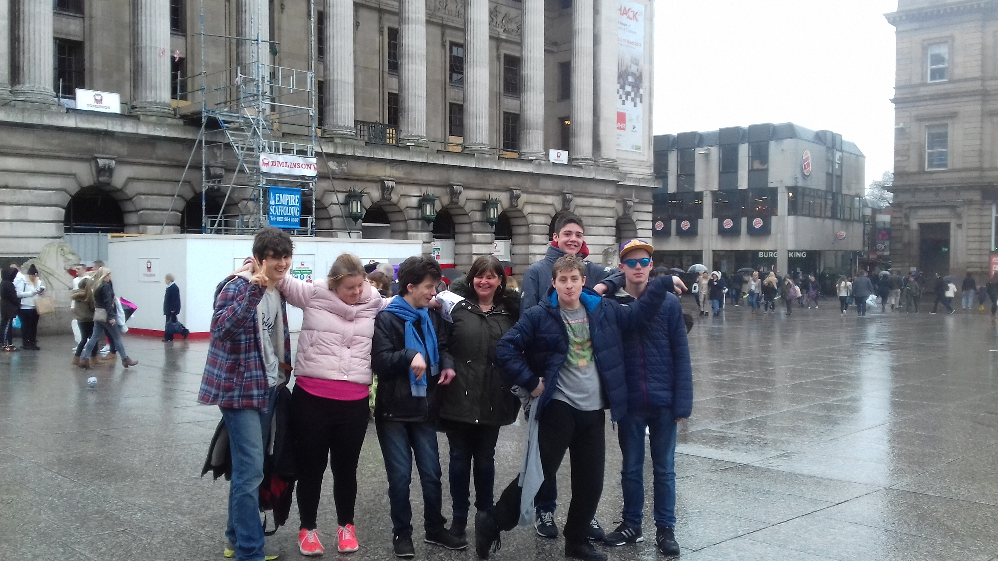 a78c8e464597 Fun in the City for Young People's Group | Reach Learning Disability
