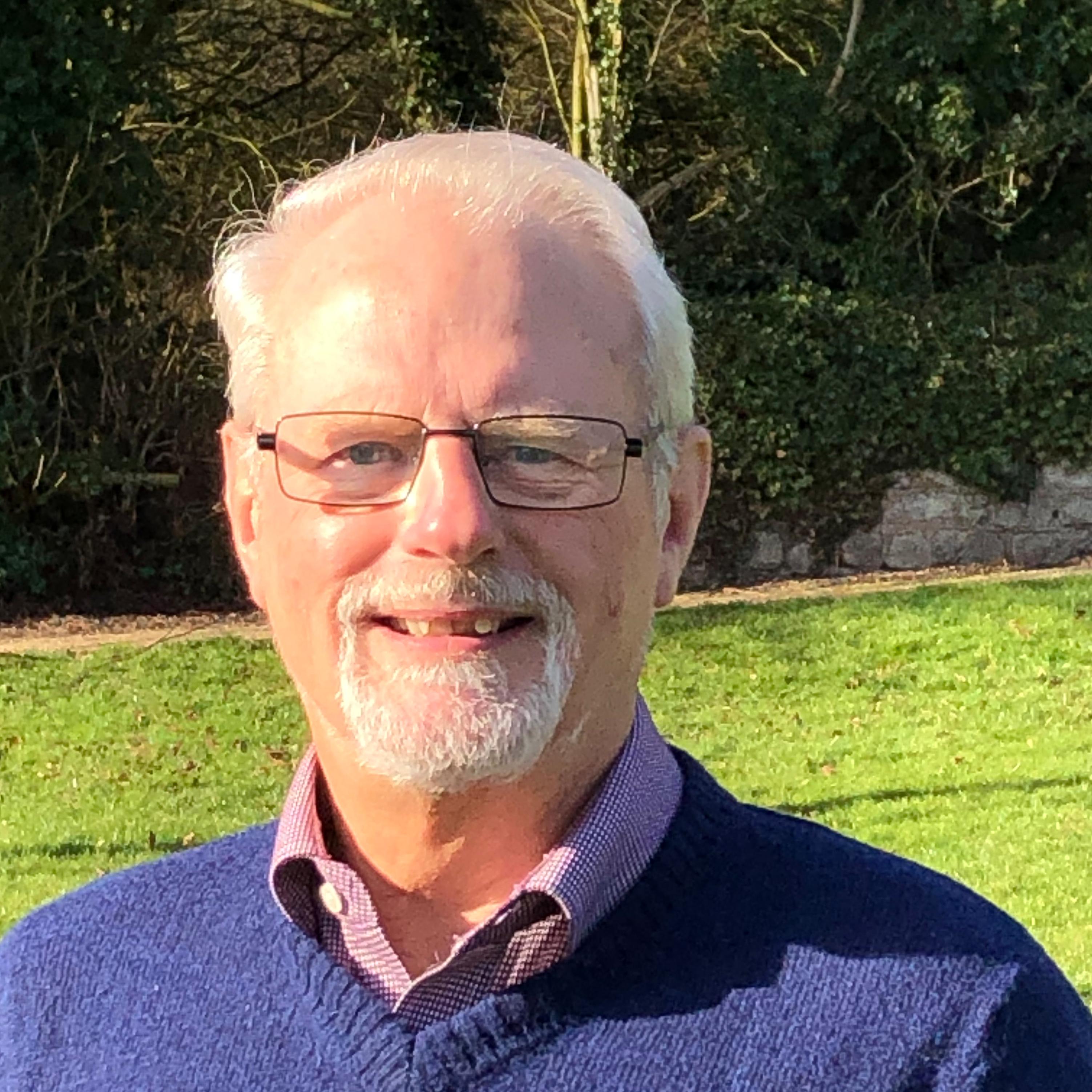 Portrait of Michael Davidson